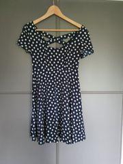 Kleid dunkelblau Gr 36