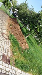 Mutterboden zu verschenken