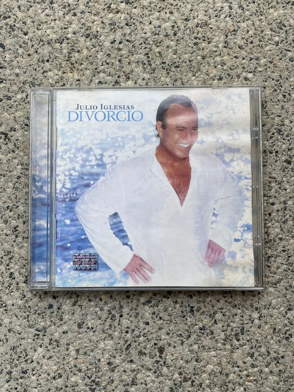 MUSIK-CD - Julio Iglesias - Divorcio