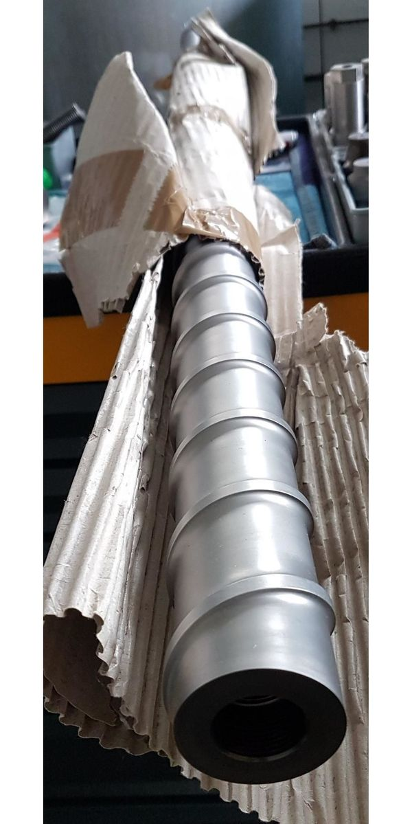 50er Schnecke für Spritzgießmaschine K160