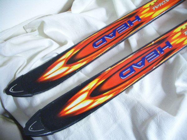Carving-Ski HEAD Länge 1 60