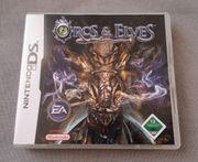 Orcs und Elves Nintendo DS