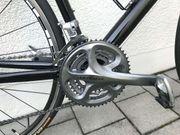Rennrad Gabel Carbon Rahmen Alu