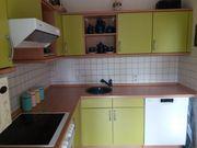 Gebrauchte Küchenzeile in L-Form Länge