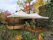 PROFI Partyzelt Pavillon Zelt 3x6