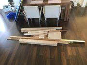 Holzlatten Holzbalken