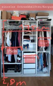 IKEA PAX Kleidergröße