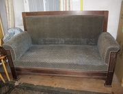 Sofa im Jugendstil