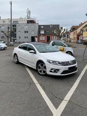 VW PASSAT CC R-LINE VOLLAUSSTATTUNG