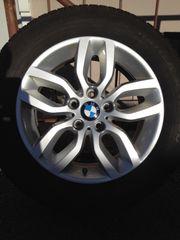 BMW X3 X4 Winterräder 225-60R17
