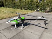 Blade 550X - 3D-Action