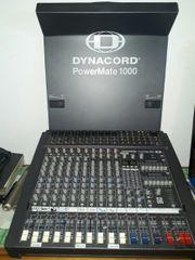 Dynacord Verstärker Powermate 1000