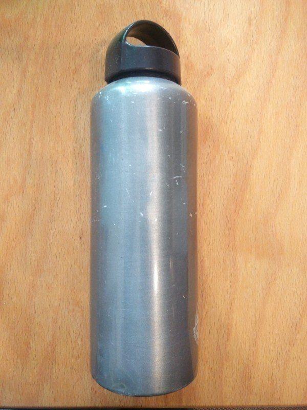 Trinkflasche 0 7 L Aluminium