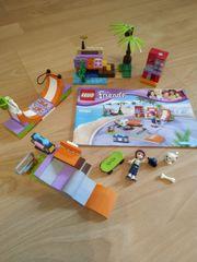 Lego Friends 41099 Heartlake Skatepark