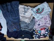 14 Teile Mädchenkleidung Gr 110