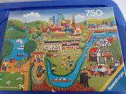Kinderpuzzle 750 teilig Sonntag