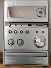 Panasonic Kompaktanlage