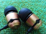 In-Ear-Kopfhörer Soundmagic E50 Kupfer Gold