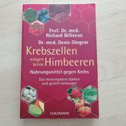 Taschenbuch über Nahrungsmittel gegen Krebs
