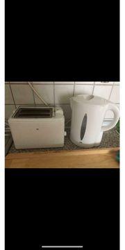 Toaster und Wasserkocher von OK