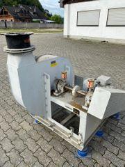 Ventilator Fabrikat Spellna