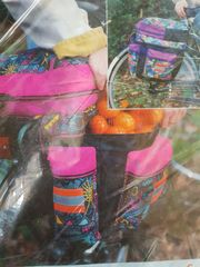 Fahrrad-Gepäck-Tasche