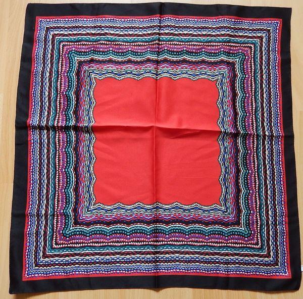 Schal Manteltuch Kopftuch ca 60
