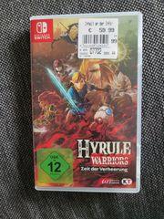 Nintendo switch hyrule warriors