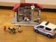 playmobil - Ambulanz mit Notarzt-PKW 5012 -