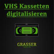 Digitalisierung - VHS Kassetten und mehr
