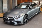 mercedes-Benz CLS 350d 4-Matic Aut