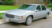 Frontscheibe - CADILLAC DeVille 6C FLEETWOOD