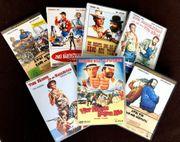 7 DVDs Bud Spencer und