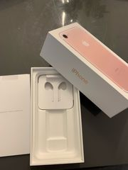 Originalverpackung Iphone 7 rose gold