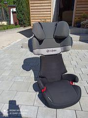 Kindersitz Cybex Solution mit Isofix