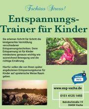 Entspannungstrainer für Kinder Intensivausbildung