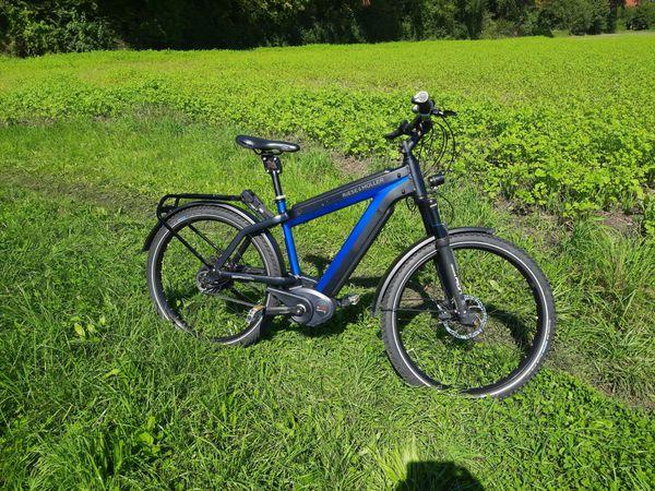 E-Bike Riese Müller Supercharger GH
