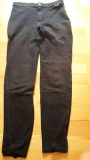 Reithose schwarz Gr 159 172
