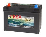 BSA Boot Batterie 100Ah