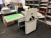 MATRIX 530 Thermokaschiermaschine