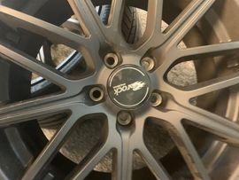 Bild 4 - Felgen Reifen Mercedes Benz E - Wolfurt