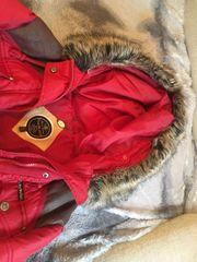 Winterjacke im Blouson-Stil Marke Drei