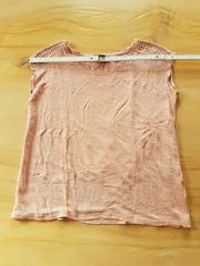 T-Shirt Shirt Oberteil Rose Rosa