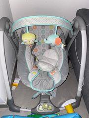 Baby Wippe Elektronik