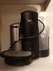 Kaffeemaschine unbenutzt