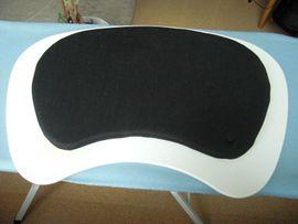 Zubehör für tragbare Computer - Laptop-Schoßtablett 58 x 37 cm