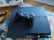 Playstation 3 inkl Zubehör