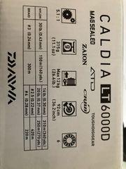 Daiwa Caldia LT 6000D