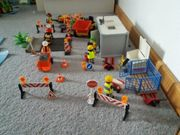 Playmobil Baustellenarrangement