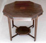 Antiker englischer Holztisch zu verkaufen